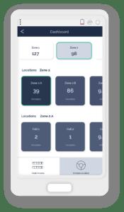 Dashboard Locations